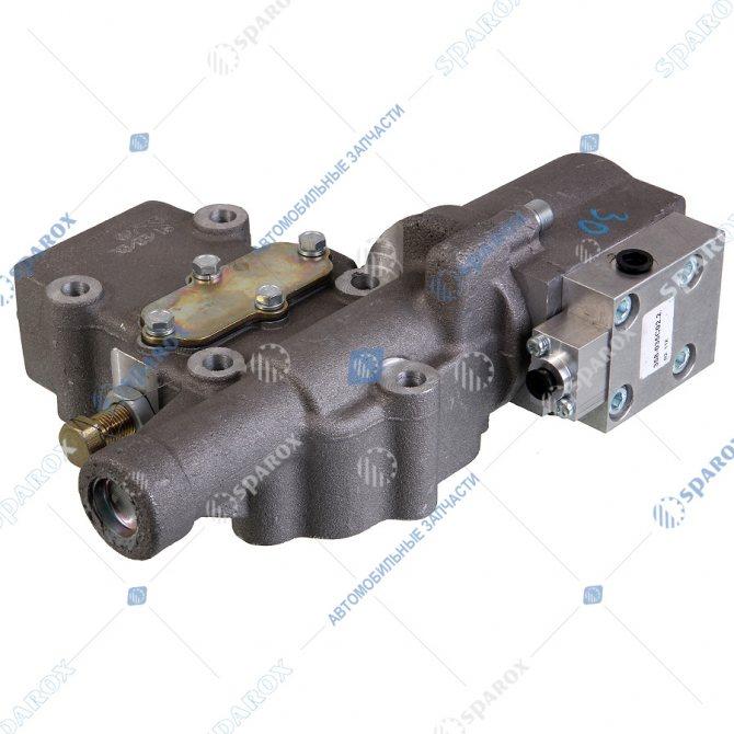 21101-1771010 Механизм переключения делителя передач (МПДП) Камаз (ООО НПО РОСТАР)