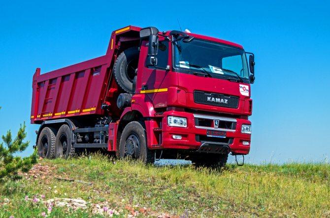 25 тонник KAMAZ 6580 продажа в Красноярске