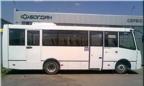 автобус богдан технические характеристики двигателя