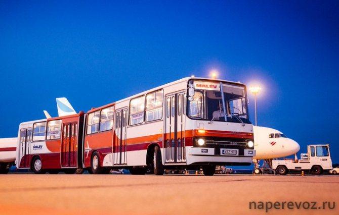 автобус Икарус