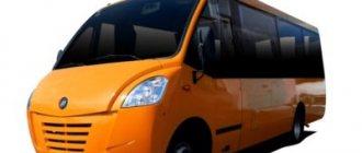 автобус ивеко 30 мест