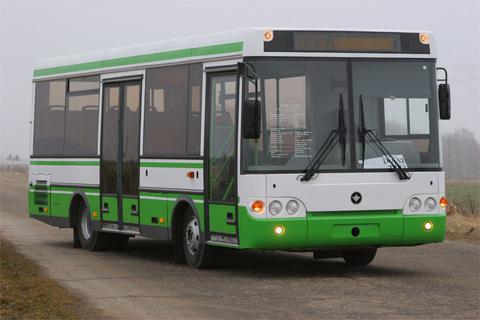 автобус паз расход топлива
