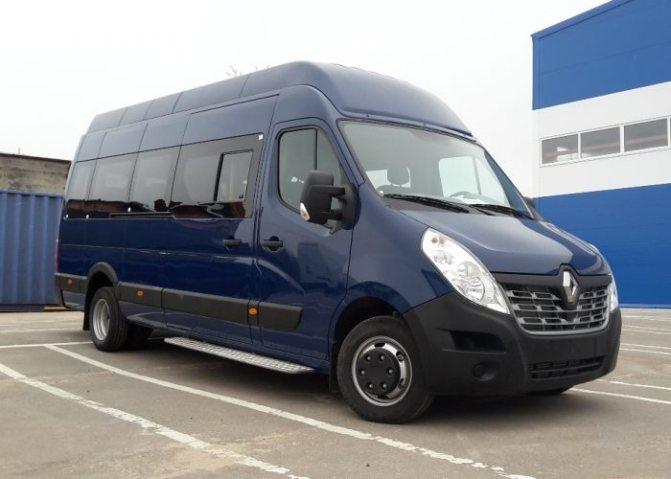 Автобус Renault Master