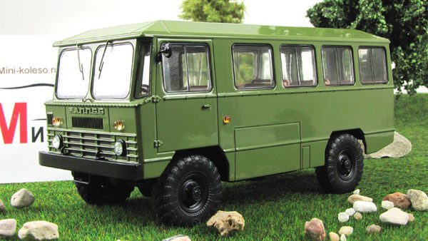 Автобусы на базе «ГАЗ-66»