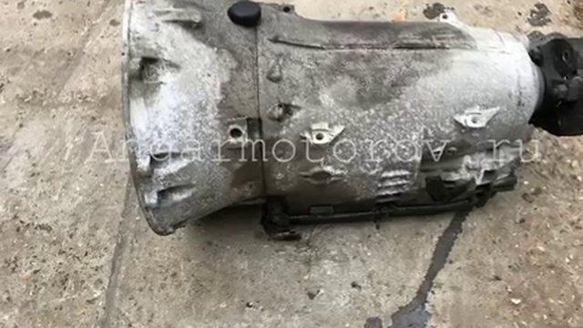 Автоматическая коробка переключения передач Mercedes W204 C-class a2302700500 23
