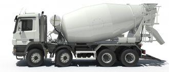 Автомобиль-бетоновоз