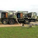 Автомобили военного назначения на шасси «Урал-53236»