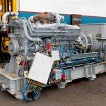 Белаз-75131-двигатель