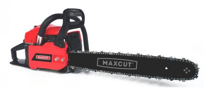 Бензопила MaxCut MC 3818