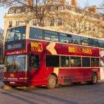 big bus в Париже