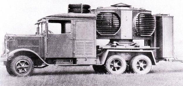 Бортовой грузовик Magirus М-206