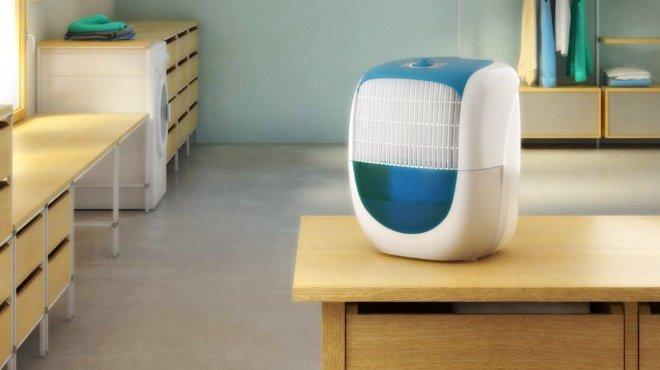 Бытовые осушители воздуха отличаются компактными размерами и мобильностью