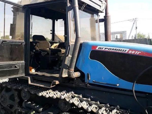 Цена трактора Агромаш 90ТГ – нового и подержанного