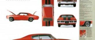Chevrolet SS (Super Sport) — спортивный бизнес Цены и комплектации