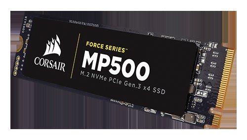 Corsair Force MP500 на 480 гигабайт