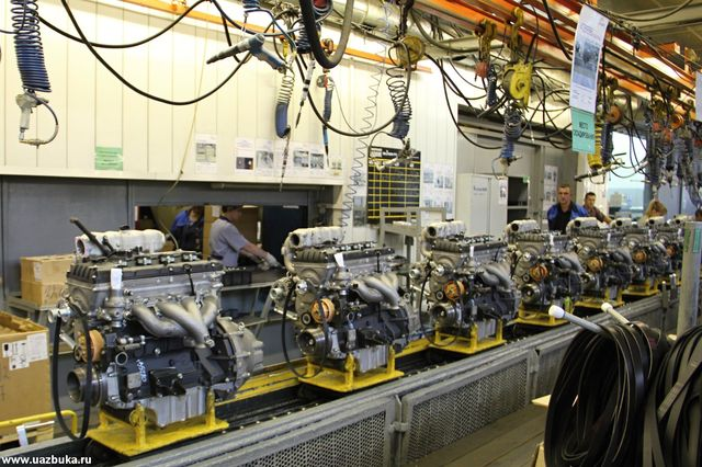 Двигатель 5311 технические характеристики