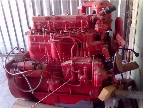 Двигатель Д65М к трактору ЮМЗ