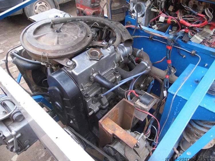 двигатель для самоделки