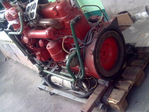 Двигатель ДТ-65