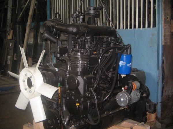 Двигатель экскаватора ЕК-18