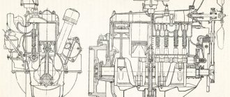 Двигатель ГАЗ-М