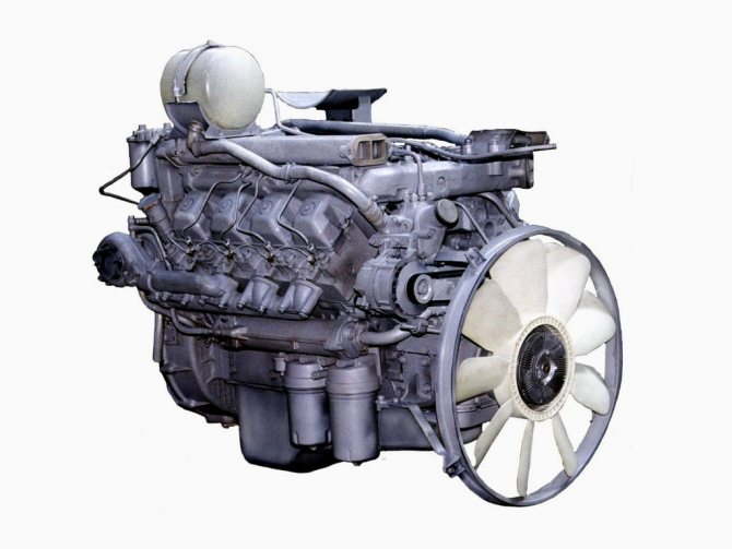 Двигатель «КамАЗ-43114»