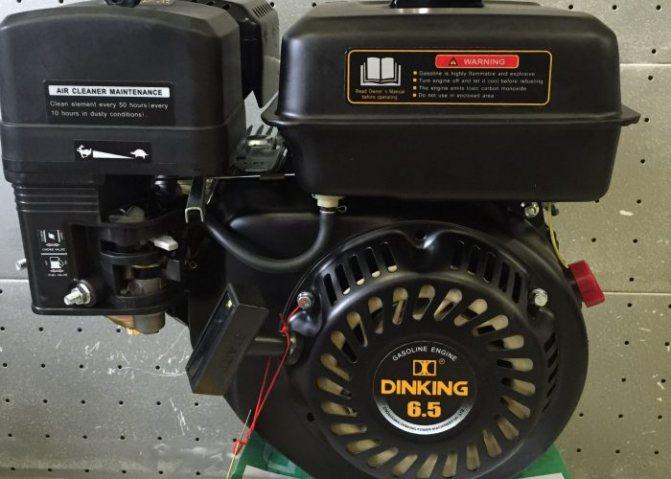 Двигатель Lianlong-Dinking