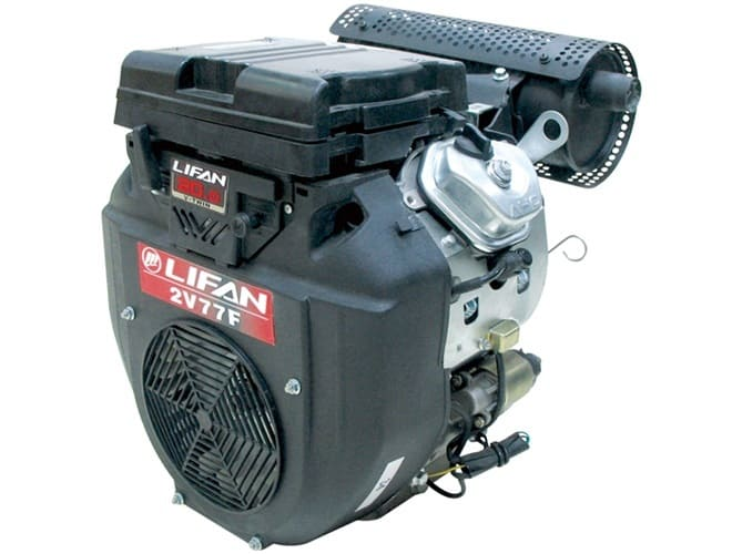 Двигатель Lifan 2V77F