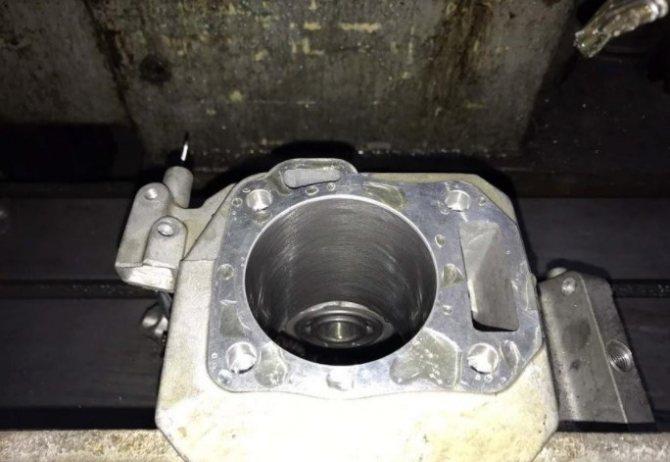 Двигатель мотоблока: головка цилиндра