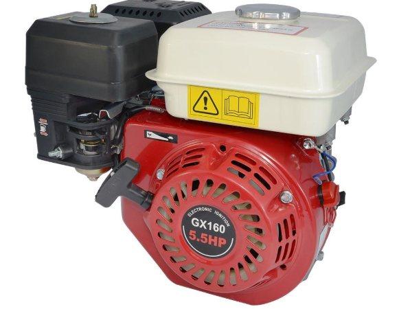 Двигатель на мотоблок Нева Honda GX 160 и GX 200