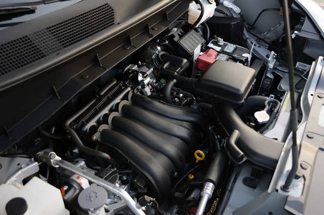 Двигатель nissan nv200
