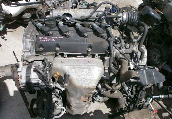 двигатель QR20DE для грузовика Ниссан Атлас