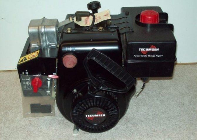 Двигатель TECUMSEH