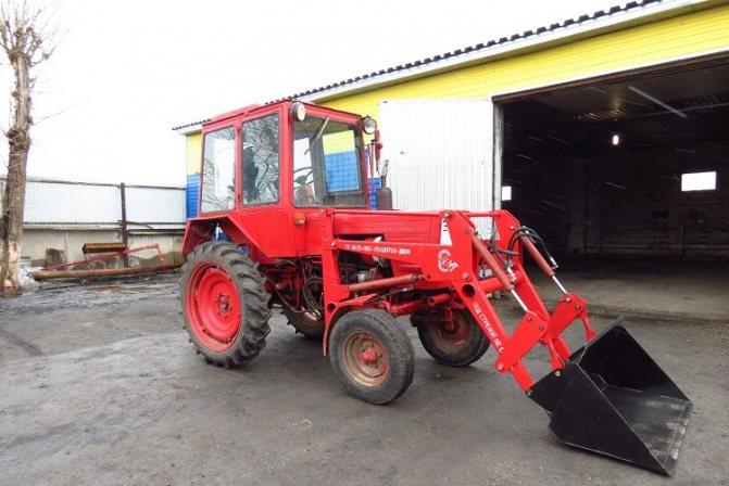 Двигатель трактора Т 25