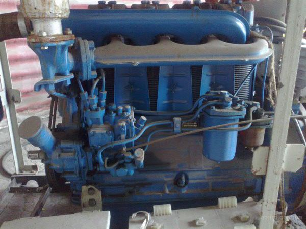Двигатель трактора Т-40