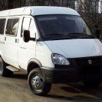 Фото и обзор технических характеристик автомобиля ГАЗ-322173