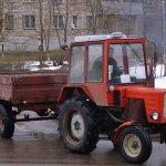 Фото трактора Т-25А