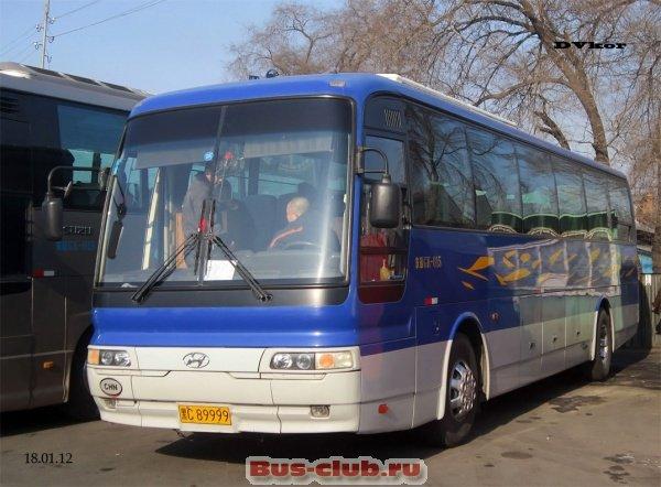 фотография автобуса Hyundai Aero Express EXPRESS HSX Bus-club.ru