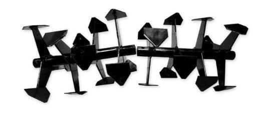 Фреза «гусиные лапки»