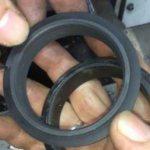 Фрикционное кольцо на снегоуборщик