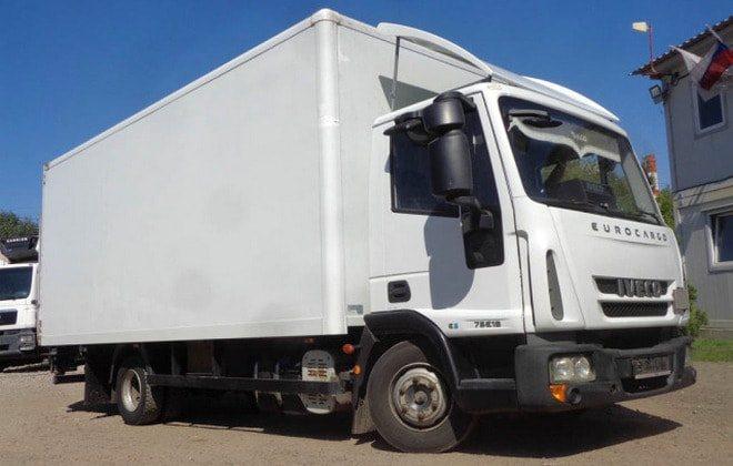 Фургон 75Е18