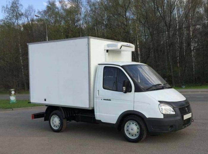 газ 2310 фургон
