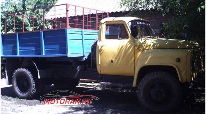 ГАЗ 52 кузовной