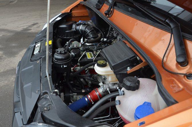 газель next двигатель