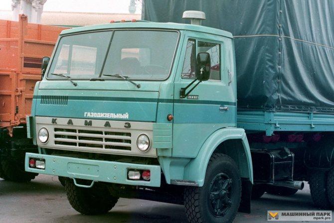 Газодизельный транспорт в СССР. Проекты НАМИ. Краткая история