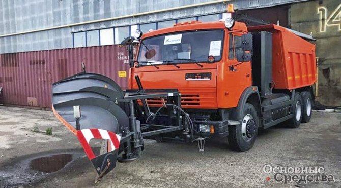 Газомоторный ДМК-80