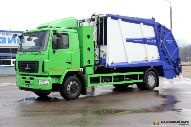 Газовая тема МАЗа. CNG-грузовики и CNG-автобусы периода 2008-2015 гг