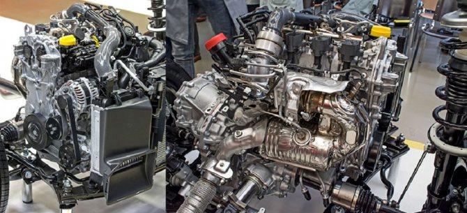 Главные недостатки двигателя Рено Аркана