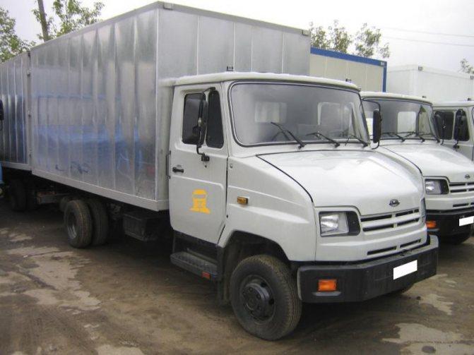 Грузоподъемность грузовых автомобилей в таблице
