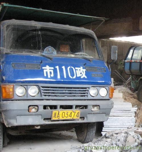 грузовик юджин NJ131